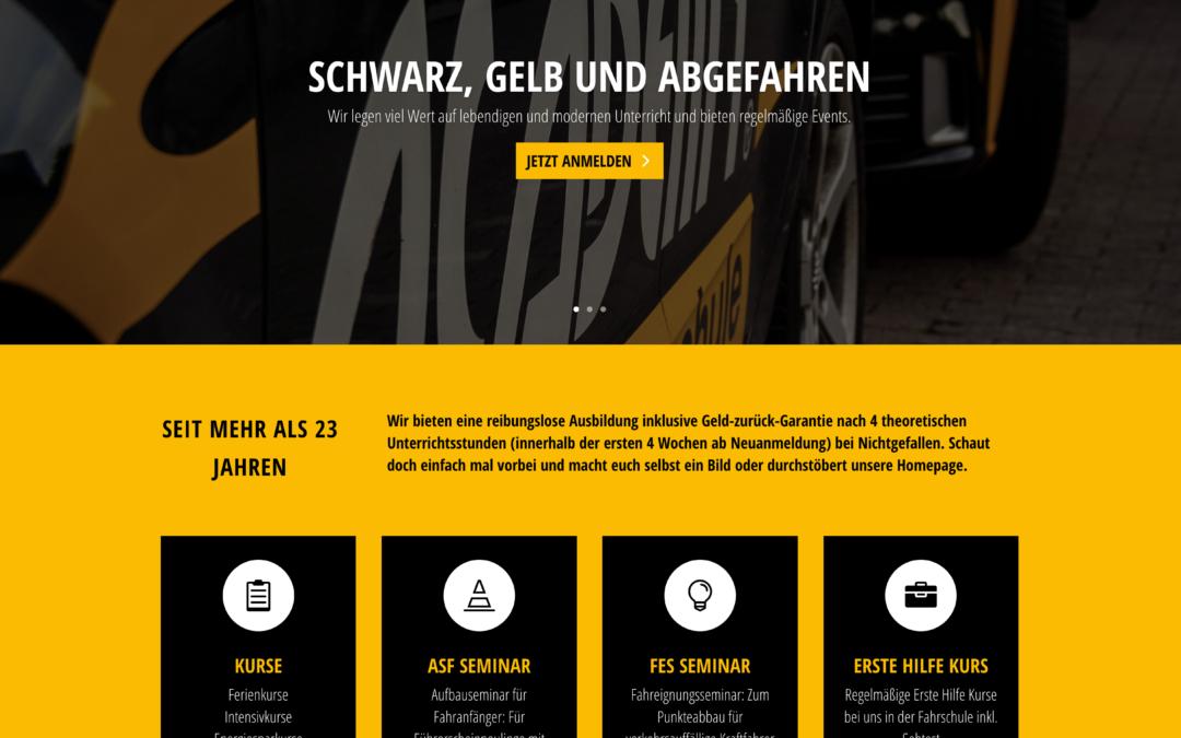 Relaunch unserer Webseite
